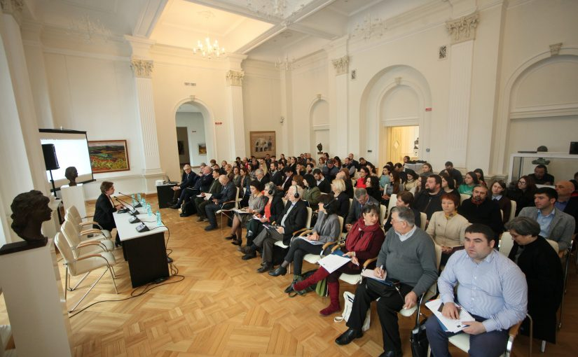 Steps toward the promotion of Moldavian heritage properties through UNESCO conventions and programmes