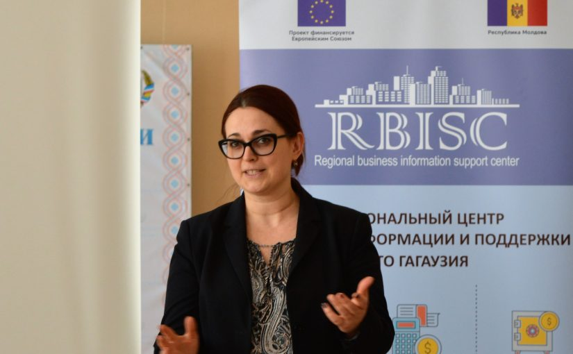 With EU support, new services are provided by the Regional Business Information Support center (RBISC) to SMEs