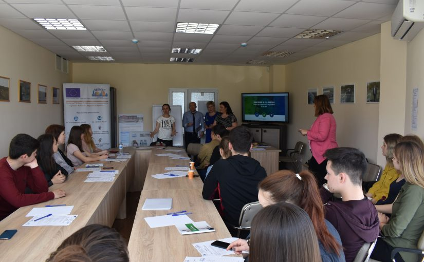 With the support of the European Union, young people from Edinet have developed their leadership skills