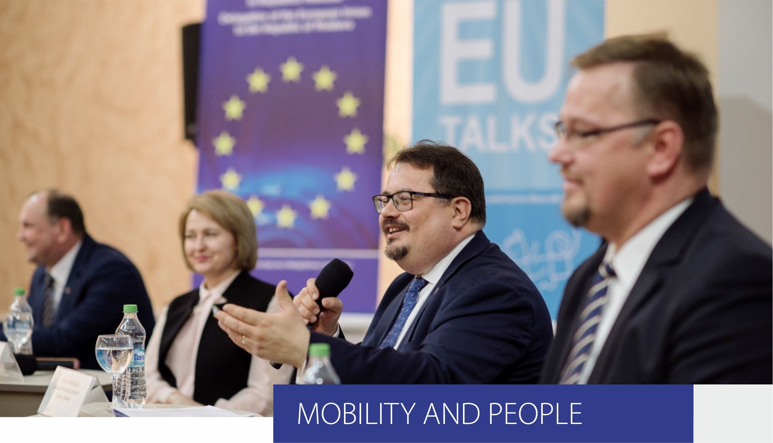 EU talks to young people