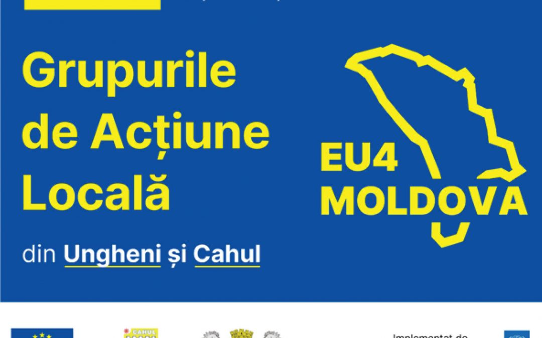 European Union provides financial assistance for the development of rural communities in Cahul and Ungheni regions