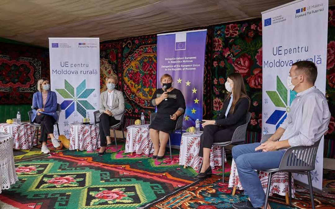 """""""EU FOR RURAL MOLDOVA"""" CAMPAIGN – RESULTS AND OPPORTUNITIES OF THE ASSISTANCE OF THE EUROPEAN UNION FOR THE DEVELOPMENT OF RURAL LOCALITIES IN THE REPUBLIC OF MOLDOVA"""