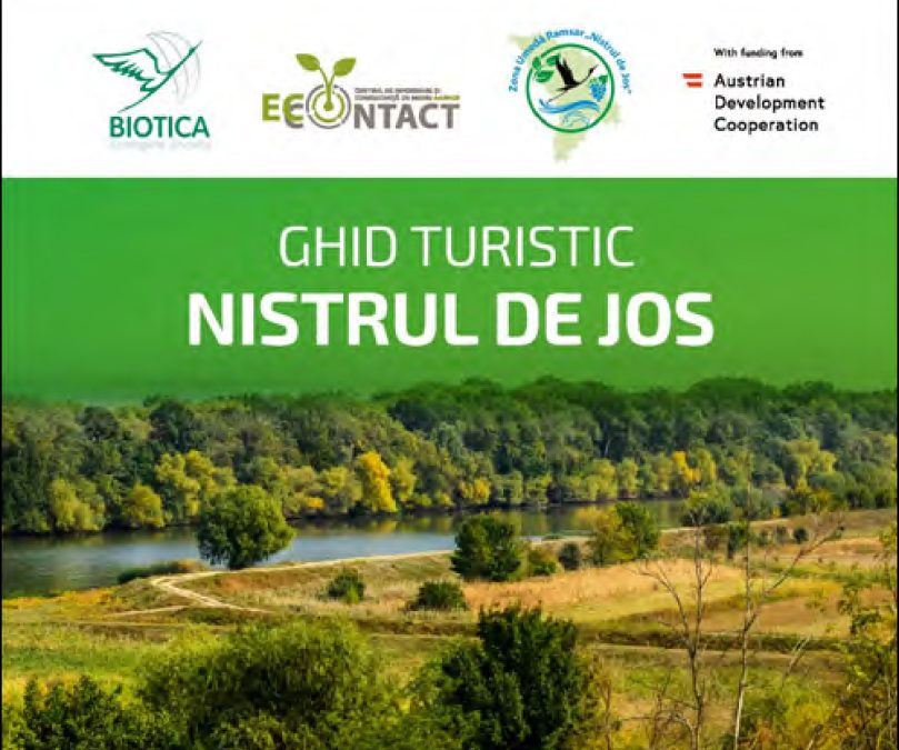 """EU4ENVIRONMENT MOLDOVA SUPPORTS THE IMPORTANCE AND NEED OF THE ESTABLISHMENT OF THE NATIONAL PARK """"LOWER DNIESTER""""!"""