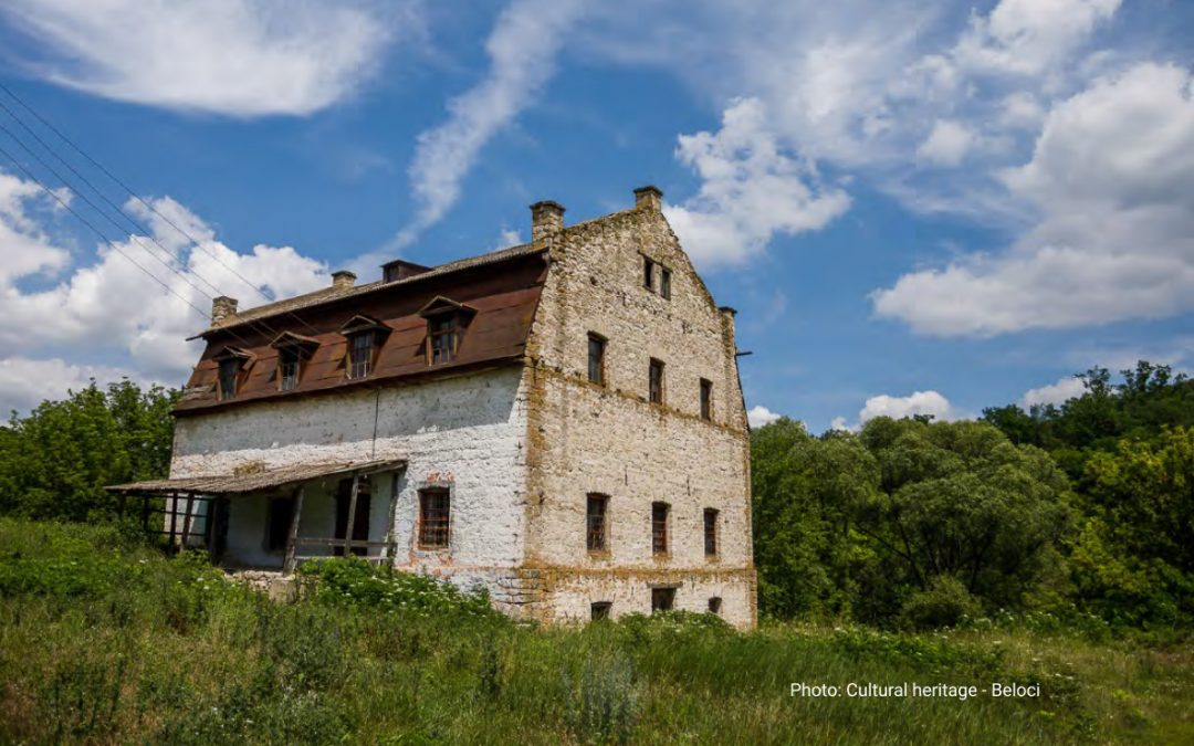 RESTAURATION WORKS ON CULTURAL AND HISTORICAL SITES ON BOTH BANKS OF THE NISTRU RIVER WITH THE SUPPORT OF THE EUROPEAN UNION – PRIOR STEPS