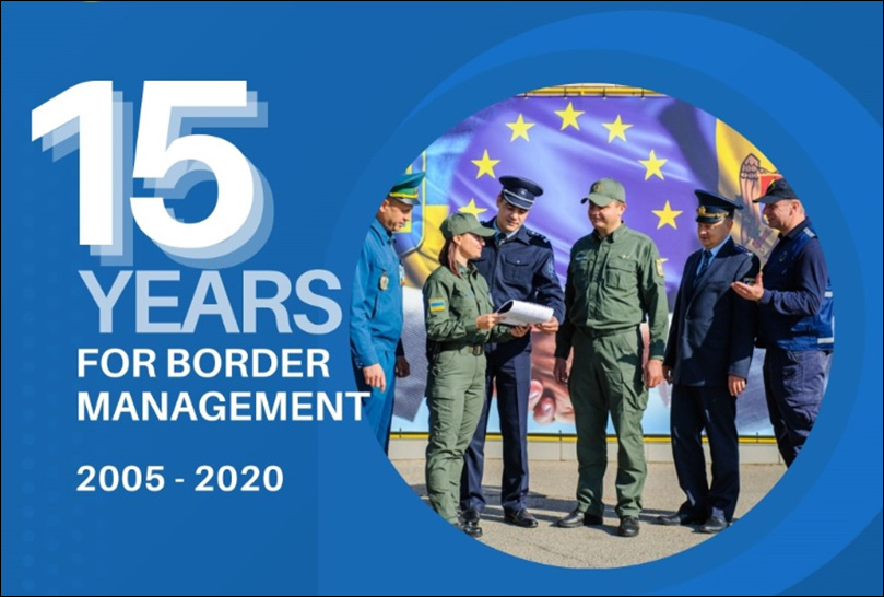 EUBAM – 15 YEARS FOR BORDER MANAGEMENT