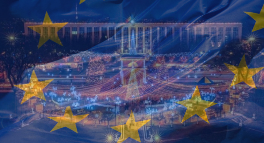 The newsletter of the European Union Delegation in the Republic of Moldova, for the period November – December 2020
