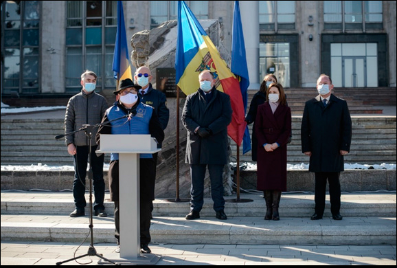 EUROPEAN UNION AND ITS MEMBER STATES REMAIN COMMITTED TO SUPPORT THE REPUBLIC OF MOLDOVA TO OVERCOME THE COVID-19 PANDEMIC