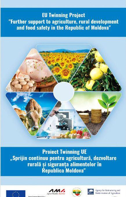 EU SUPPORT TO AGRICULTURE, RURAL DEVELOPMENT AND FOOD SAFETY IN THE REPUBLIC OF MOLDOVA – IN PROGRESS