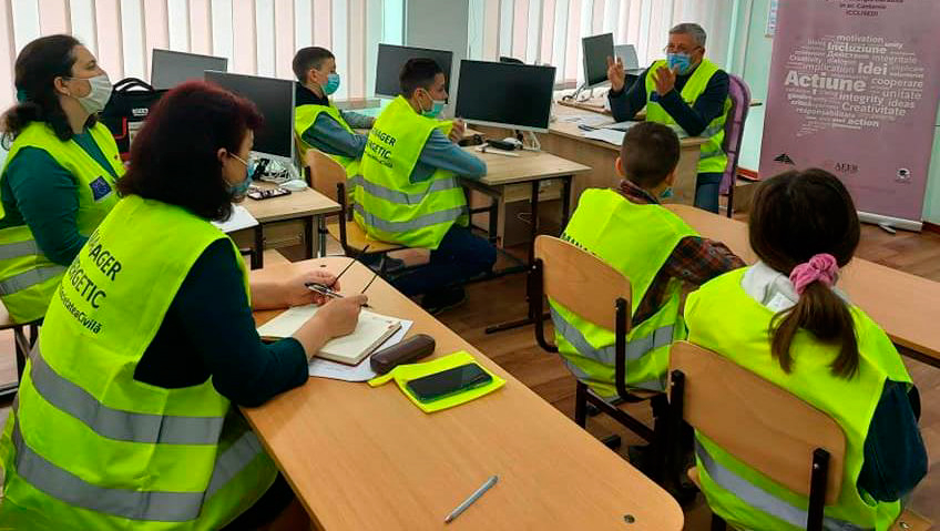 ENABLING YOUNG CITIZENS IN CANTEMIR TO BECOME RESPONSIBLE ENERGY CONSUMERS