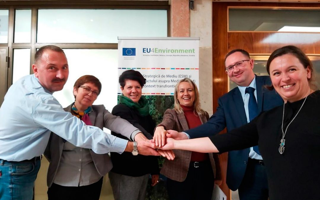 THE EU4ENVIRONMENT SUPPORT FOR THE APPLICATION OF STRATEGIC ENVIRONMENTAL ASSESSMENT IN THE REPUBLIC OF MOLDOVA
