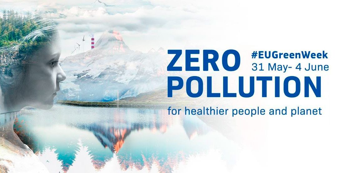 """EU GREEN WEEK 2021 – """"ZERO POLLUTION – FOR HEALTHIER PEOPLE AND PLANET"""" – MARKED IN THE REPUBLIC OF MOLDOVA"""