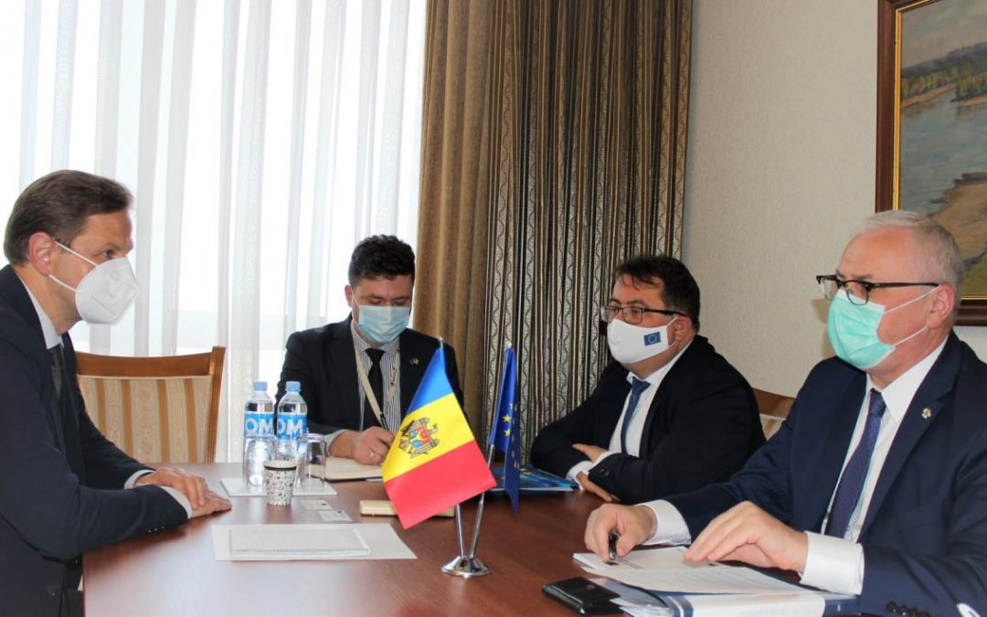 STRENGTHENING COOPERATION IN SUPPORTING TRANSNISTRIAN REGION – RELATED CONFIDENCE BUILDING MEASURES WITH EU SUPPORT